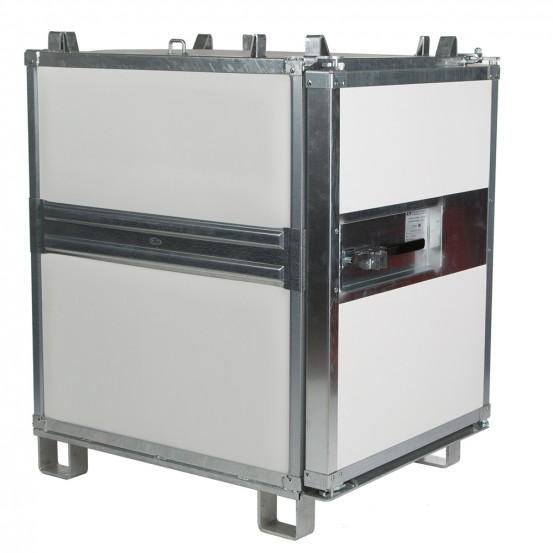 Kits de contenedores con aislamiento A.T.P